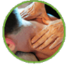 This is a Massage Theraphy icon.
